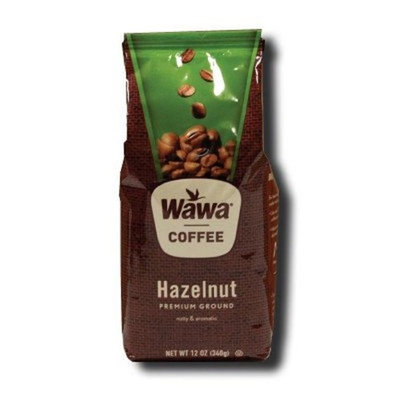 Wawa Ground Coffee in 12 oz. Bag Hazelnut
