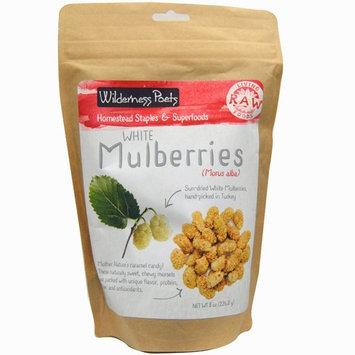 Wilderness Poets, White Mulberries, 8 oz (226.8 g)
