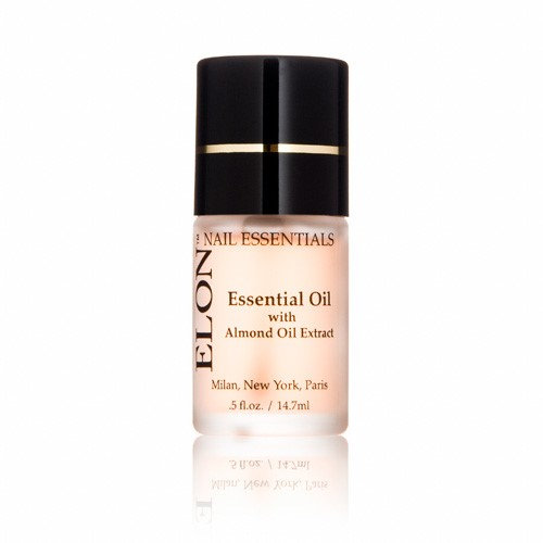 Elon Nail Essential Oil with Almond Oil Extract, 0.5 Fl Oz