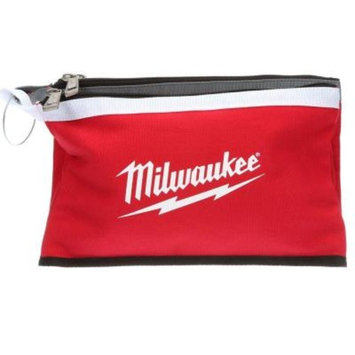 Milwaukee 12 in. Zipper Tool Bag in Multi-Color (3-Pack)