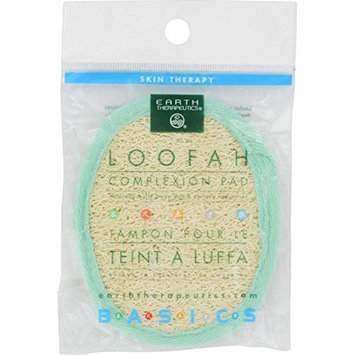 Loofah-Complexion Pad - 1 - Pad by Earth Therapeutics