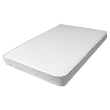 aBaby Special Sized Cradle Mattress, 18