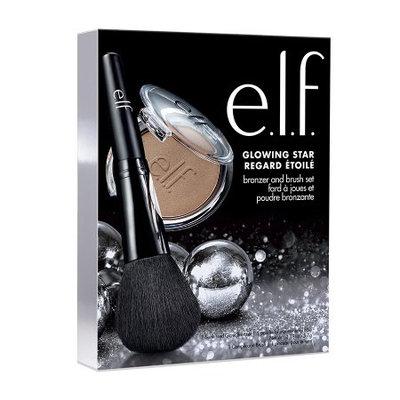 J.a. Cosmetics Us, Inc. e.l.f. Glowing Star Bronzer & Brush Set