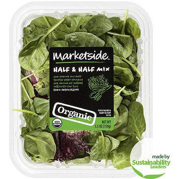 Marketside Organic Half & Half Mix Salad, 5.5 oz
