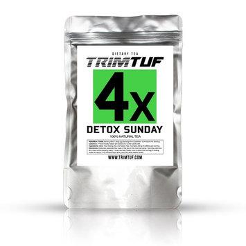 4x Detox Sunday Tea