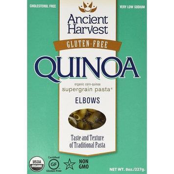 Ancient Harvest Quinoa - Organic Gluten-Free Supergrain Quinoa Pasta Elbows - 8 oz.(pack of 2)