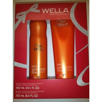Wella Enrich 2012 Holiday Duo Set for Coarse Hair