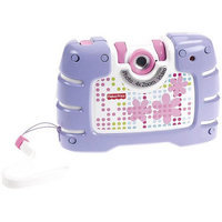 Fisher Price Kid Tough See Yourself Camera Purple