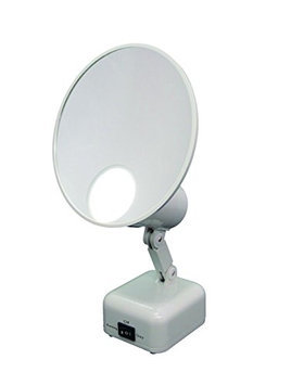 Floxite 15X Supervision Magnifying Mirror Light