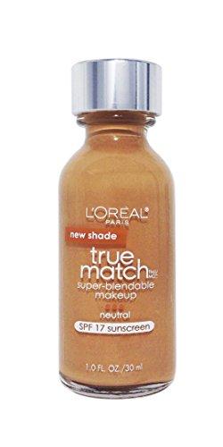 L'Oreal Paris True Match Super Blendable Makeup