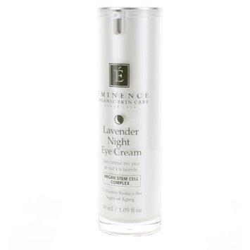 Eminence Organic Skincare Lavender Age Corrective Night Eye Cream