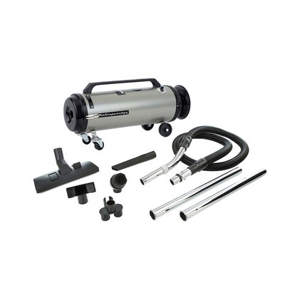 Metrovac Professional Evolution Variable Speed Full-Size Canister Vacuum