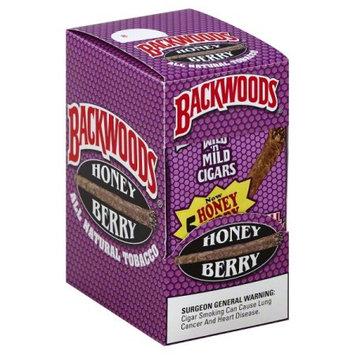 Backwoods Cigarillos Honey Berry Foil Fresh 5x8 Pack (40ct)