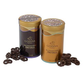 Godiva Chocolatier Chocolate-Covered Pretzel Variety Pack