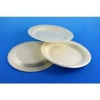 Dart Honey Colored Plate 6in -1000/CS- 6PHQ