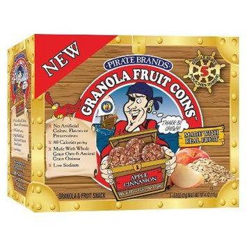 Pirate's Booty Granola Fruit Loot Apple Cinnamon 5 Pack