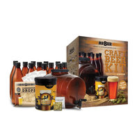 Mr Beer Mr. Beer Bewitched Amber Ale Complete Craft Beer Making Kit
