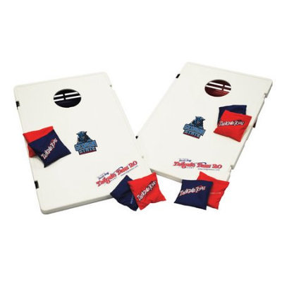 Wild Sports Georgia State Panthers Outdoor Corn Hole Party Game with Case 20TTC-GAST