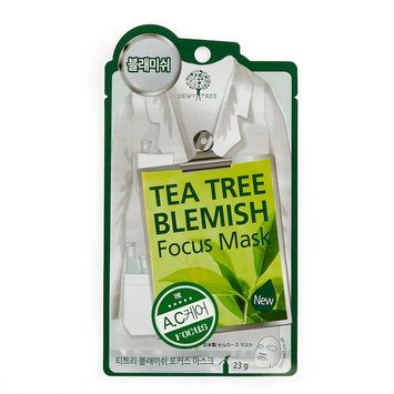 DEWY TREE Tea Tree Blemish Focus Mask