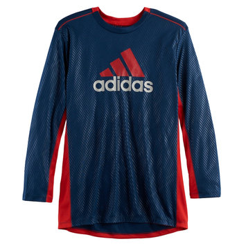 adidas Helix Vibe Training Top, Toddler & Little Boys (2T-7)