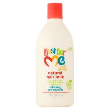 Just for Me Natural Hair Milk Silkening Conditioner 13.5 fl. oz. Bottle