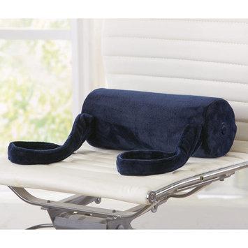 Brookstone Nap Massaging Roll Pillow