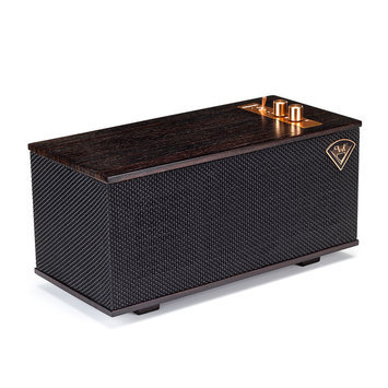 Klipsch Heritage Series Ebony Wireless The Three Tabletop Stereo System