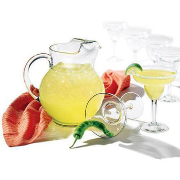 Libbey 7Piece Cancun Margarita Pitcher and Glassware Set