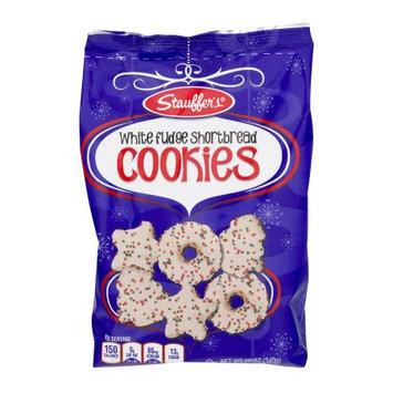DF Stauffer White Fudge Shortbread Cookies
