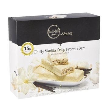 ProtiWise - Fluffy Vanilla Crisp High Protein Diet Bars