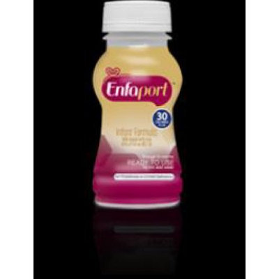 Mead Johnson Co - Enfaport Lipil Ready-to-use 6 oz. Bottles Model #: 75129601 Qty of 1