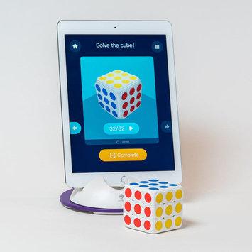 Putao Technology Inc Cubetastic 3D Puzzle Cube for Kids