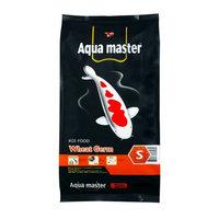 Aqua Master Wheat Germ Koi Food, Size: 22 lbs.