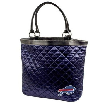 York Jets NFL Quilted Tote (Dark Green)
