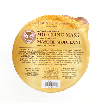 Danielle Creations Anti-Aging Essence Modeling Mask, Multicolor