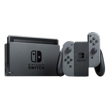 Nintendo Switch Console & Joy-Con Controller Set with Bonus Interworks Controller, Multicolor