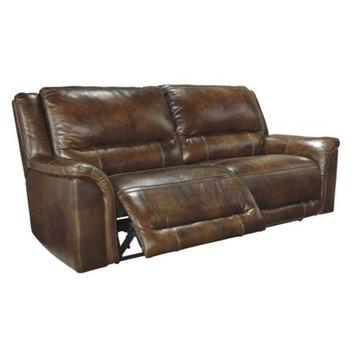 Signature Design by Ashley Jayron 2 Seat Reclining Sofa, Harness