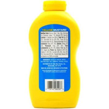 Great Value Yellow Mustard, 20 oz