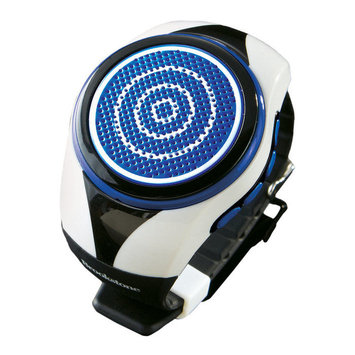 Brookstone Bluetooth Wrist Speaker