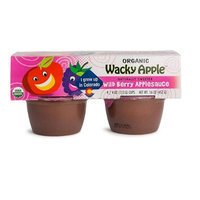 Wacky Apple BCA22505 Og2 Apple Sauce Berry 6 x 4 Pack