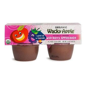 Wacky Apple BCA22505 Og2 Apple Sauce Berry 6 x 4 Pack