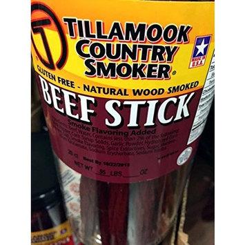 Tillamook Beef Jerky Jar ~ Variety Flavors 20 Count (Country Smoke)