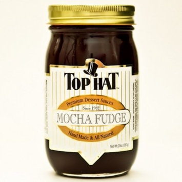 Chocoalteorg Mocha Fudge Sauce 20 Oz