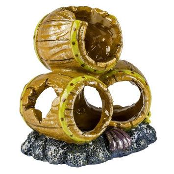 GloFish Barrels Ornament: Large - (3.9
