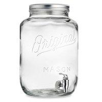 Del Sol Original Mason 2.15-Gallon Beverage Dispenser