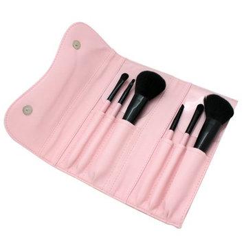 Danielle Creations Brush Set, Pink, 6 Ct