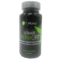 It Works - Thermofit Weight loss formula - Acai - 60 Capsules