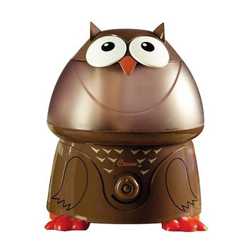 Crane Ultrasonic Cool Mist Humidifier Owl 1.0 ea(pack of 2)