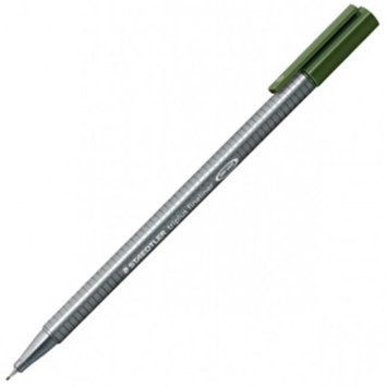 Staedtler, Inc. Staedtler 334-55 Green Earth Fineliner Pen