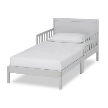 Dream On Me Brookside Toddler bed, Pebble Grey